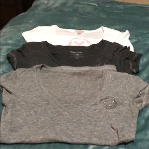 True Religion Tee Bundle